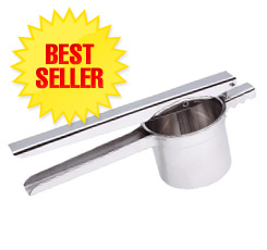 Masterclass Professional Stainless Steel Ricer