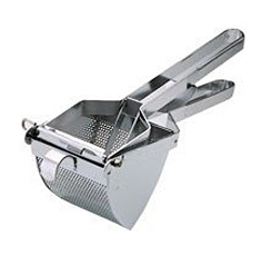 Extra Large Potato Ricer - Aluminium